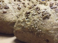 Seeded Oat Bread