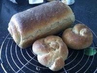 Maryetta's Oat Bread