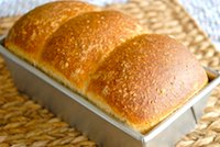 Whole Wheat Sourdough Banana Bread