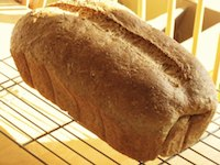 Tassajara Whole Wheat Oatmeal Bread