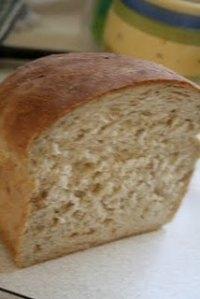 flax honey oatmeal bread