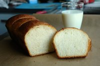 Extremely Soft Sandwich Sourdough Bread