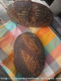 Dan Lepard's Crusty Potato Bread