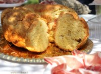 Picnic Cheese Bread