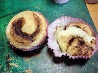 Guilt-free Tangzhong Choco-Cinnamon buns