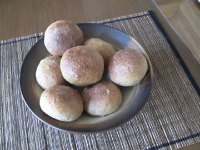 Multigrain Seedy Rolls