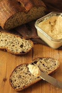 Sourdough Hummus Rye