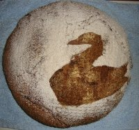 Black Swan Bread