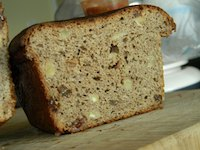 Perfectly Protein Gluten-Free Raisin-Nut Bread