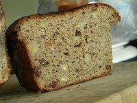 Perfectly Protein Gluten-Free Raisin-Nut Bread
