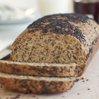 Seeded wheat and rye loaf from Dan Lepard