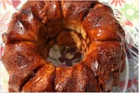 Sugar and Spice Monkey Bread