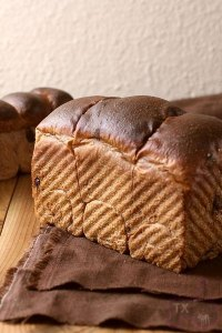 Sourdough Double Chocolate Soft Sandwich Loaf