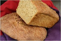 Oatmeal Molasses Bread