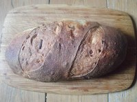 Roasted Potato and Onion Bread