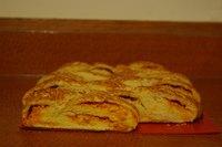 Buffalo Chicken Bread