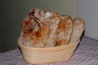 Sourdough Whole Wheat Ciabatta