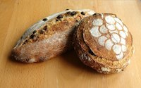Golden Raisin Sourdough Bread