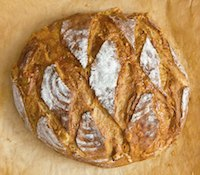 Camembert Bread