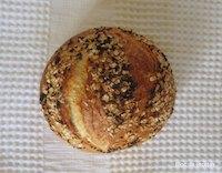 Pan con masa vieja integral