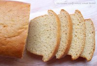 No Knead 100% Whole Wheat Bread