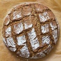 Curd-Oat-Bread