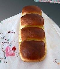 Avocado Brioche - challahs and rolls