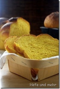Very soft Butternut Squash Sandwich Bread