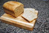 Cracked-Wheat Sandwich Bread