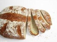 Pan de avena y manzana