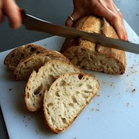 Apple Yeast Water Bread