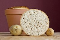 Curd-Potato Bread