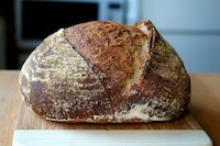 Whole-Wheat Multigrain Levain