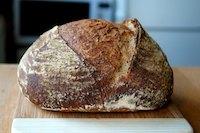 Whole-Wheat Multigrain Levain