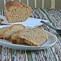 Soft Whole Wheat Buttermilk Bread