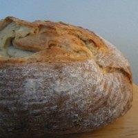 100% Sourdough Onion Bread