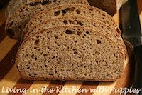 Rye-Wheat Bread
