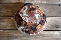 Deserted Island Chocolate Whole Wheat Sourdough