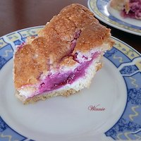 Unique Plum cake