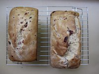 Freshly Fruited Yeast Bread