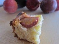 Grandma's Plum Cake