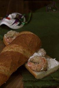 New Orleans Po-boy Bread