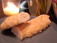 Honey Lavender Baguettes