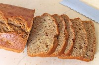 Sourdough Banana Bread