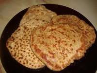 Flat Breads For My Husband
