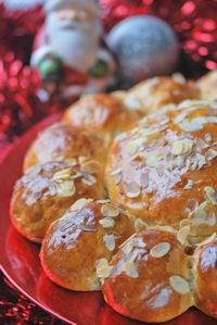 Christmas Brioche