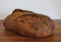 Moehren-Oliven-Brot