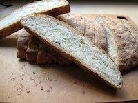 Yeasted Garlic Zucchini Bread