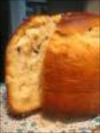 Choco-chip And Walnut Panettone