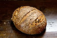 Brussels Sprout Bread